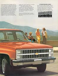 100 81 Chevy Truck Car Brochures 19 Chevrolet And GMC Brochures 19