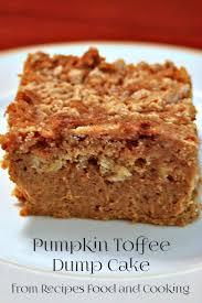 Cake Mix And Pumpkin by Top 25 Best Pumpkin Dump Cakes Ideas On Pinterest Easy Pumpkin