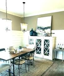 Rustic Living Room Wall Decor Dining