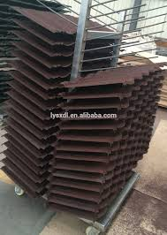 Metallic Tiles South Africa by China Factory Good Price Steel Roof Tiles Supply In South Africa