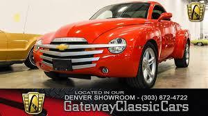 2004 Chevrolet SSR For Sale #2203623 - Hemmings Motor News