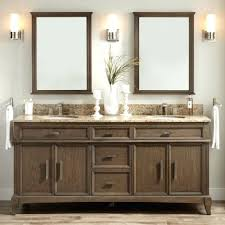 Double Vanity Small Bathroom by Double Sink Vanities For Small Bathrooms Home Design
