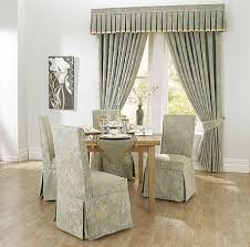 Slipcover Chairs Dining Room by Remarkable Ideas Dining Room Chair Covers With Arms Pretentious