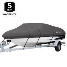 Outside Faucet Cover Menards by Amazon Com Classic Accessories Stormpro Heavy Duty Boat Cover
