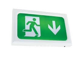 led exit signs emergency lighting steel city lighting