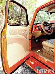 100 1948 Chevy Panel Truck Interior