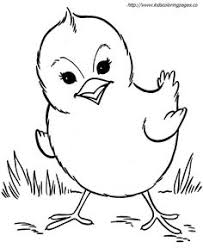 Print Coloring Page And Book Chick For Kids Of All Ages