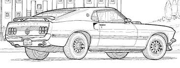 Sports Coloring Car Pages For Adults Detailed Line Drawings Cars Search