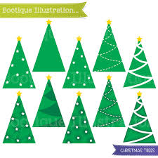 Christmas Tree Vector Png Best Cool Craft Ideas