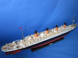 buy rms britannic limited 30 inch w led lights model cruise ship