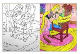 25 NSFW Interpretations Of Coloring Book Pictures