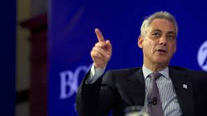 100 J Moore Partners Former Chicago Mayor Rahm Emanuel To Oin Investment Bank Centerview