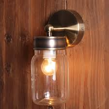 country style brief glass bottles wall ls modern fashion