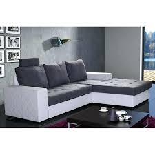 canapé d angle but gris et blanc canape canape d angle blanc et gris canapac but canape d angle