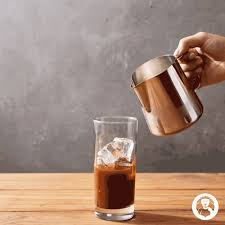Iced Coffee Cold Brew GIF By Royal Cup Tea