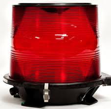 flash tech 309 tower beacon obstruction lighting