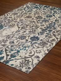 dalyn modern greys mg22 teal area rug