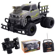 Costzon 1/10 4ch RC Monster Truck Electric Remote Control Off-road ... Rc Adventures Hot Wheels Savage Flux Hp On 6s Lipo Electric 18 Costway 110 4ch Monster Truck Remote Control Brushless Pro Top2 Lipo 24g 88042 Gptoys Cars S912 Luctan 33mph 112 Scale Hobby Rc 4wd Shaft Drive Trucks High Speed Radio Extreme Wltoys A949 Off Road Big Wheels Hsp 4wd Car Climbing Road Shredder Large 116 Wltoys A959 Nitro 118 24ghz