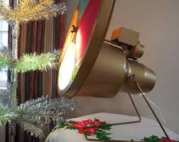 Rotating Color Wheel For Aluminum Christmas Tree by Vintage Color Wheel Etsy