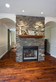 Living Room With Fireplace Design by Best 25 Two Sided Fireplace Ideas On Pinterest Double Sided