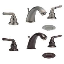 Mini Widespread Faucet Oil Rubbed Bronze by Bathroom Sink Faucets Sears