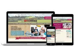 100 Design Studio 6 Portfolio Website Wordpress Hampshire