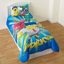 Spongebob Toddler Bedding by Spongebob Squarepants Bed Sheets Bedding Queen