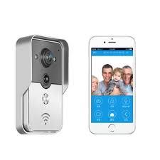 Newest Wifi Mjpeg Mobile Open Door App Store And Google Play Video