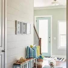 blue gray walls design ideas