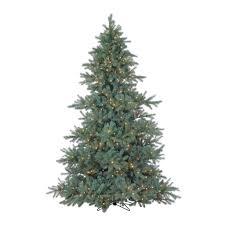 9 Artificial Douglas Fir Christmas Tree by Bucks Country Gardens
