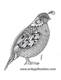 Quail Print By Loyalscout On Etsy 1000