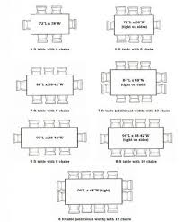 14 Dimensions Of A Dining Room Table Sizes Engaging 6 Seater Size In