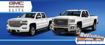 Greeley GMC Dealers & Buick Dealership: New, Used | Weld County Garage