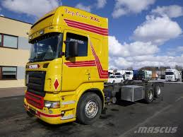 Scania -r420-6x2-manual-retarder - Chassis Cab Trucks, Price: £8,030 ...