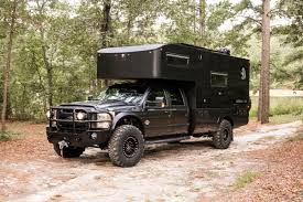 100 Road Truck Rugged Offroad Camper Sports A Surprisingly Fancy Interior Curbed
