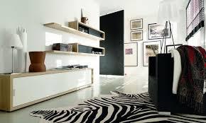 wohnideen schwarz und weiss im wohnzimmer planungswelten