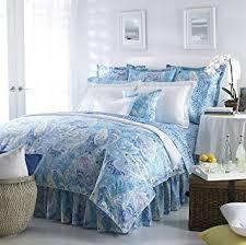 Amazon Lauren by Ralph Lauren Bedding Jamaica Blue Paisley