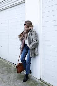 Lucy Williams Is Rocking A Gorgeous Vintage Style Here Wearing An Authentic Retro Faux Fur