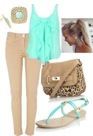 Turquoise Teal Work Clothes For Ladies