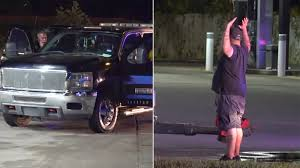 100 Truck Driving School Houston Tow Truck Driver Leads Police On Chase