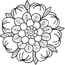 Startling Mandala Coloring Pages Free Printable For Adults