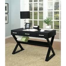 bureau d angle noir laqué bureau d angle noir laquac modern desks black contemporary