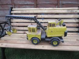 Tonka Truck Crane Original Metal Vintage Toy | In Southsea ...