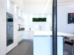 cuisine blanche plan travail bois cuisine blanc laque cuisine blanc laque avec ilot lille 21 cuisine