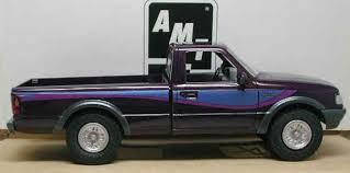 6603 amt ertl dealer promo car 1993 ford ranger stx 4x4