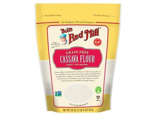 Bob's Red Mill Grain Free Cassava Flour, 20 oz