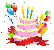 Birthday Cake Transparent Clipart
