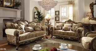 French Provincial Living Room 9556