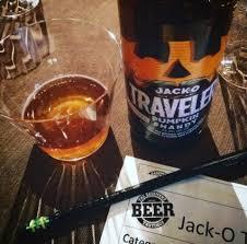Travelers Pumpkin Beer by Jack O Traveler The Basement Beer Tastings