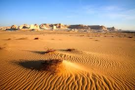 Western Desert Egypt A World Of Dunes Canyons Oases